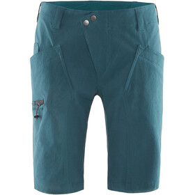 Klättermusen M's Magne Shorts Dark Deep Sea